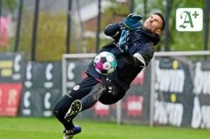 Zweite Bundesliga: Der FC St. Pauli ist auf der Suche nach einer Nummer eins