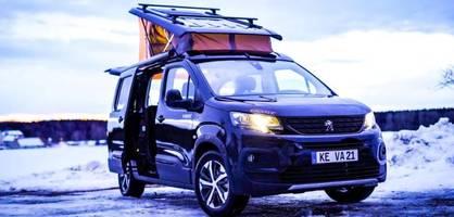 Van als Camper nutzen – so verwandeln sich Transporter in Wohnmobile