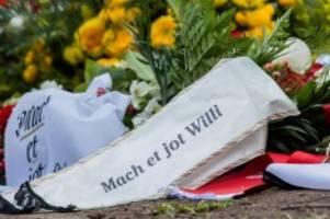 Abschied auf Kölsch: Trauerfeier für Willi Herren in Köln