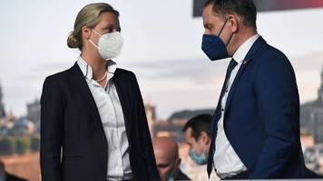 markus lanz: weidel verkündet spitzenkandidatur mit chrupalla für bundestagswahl