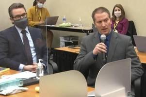 Fall George Floyd: Chauvins Anwalt fordert neues Verfahren