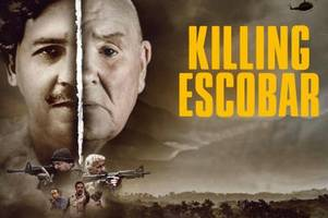 Killing Escobar auf TV Now: Start heute - Infos zum Inhalt