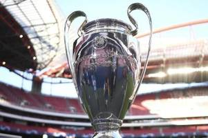Champions League 2021: Heute am 5.5.21 läuft das Halbfinal-Rückspiel - Spielplan, CL-Termine, Teams