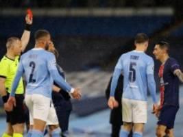 Champions League: Brutaler Abend für PSG