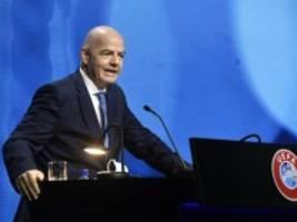 Fußball-Weltverband: Schweizer Gericht stoppt Infantino-Ermittler