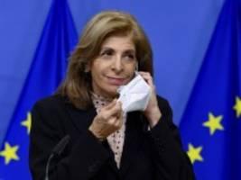 Covid-Bekämpfung: EU will rasch neue Corona-Arzneien entwickeln