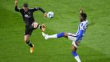 Bundesliga, 30. Spieltag: Hertha BSC gewinnt gegen Freiburg