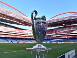 ausschluss aus champions league?: uefa prüft wohl strafe für super-league-klubs
