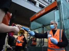 nach einem monat ohne infektion: sydney rätselt über neue corona-fälle