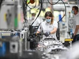 nachfrage übertrifft produktion: materialmangel plagt deutsche industrie