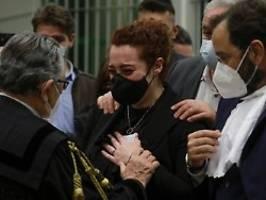 US-Studenten in Rom verurteilt: Mord an Carabiniere wühlt Italien auf