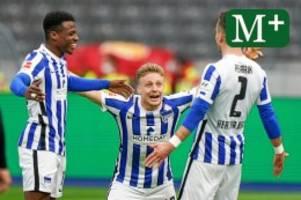 hertha bsc: 3:0 gegen freiburg – hertha wagt und gewinnt
