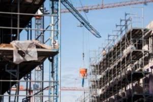 Wohnungspolitik: Hamburg soll Ziel von 10 000 Wohnungen pro Jahr aufgeben