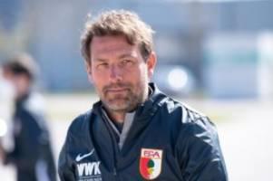 Bundesliga-Freitagsspiel: Weinzierl beschwört FCA-Tugenden - Brisante VfB-Rückkehr
