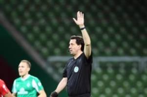 Bundesliga-Referee: Gräfe arbeitet beim ZDF bei EM als Schiedsrichter-Experte