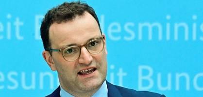 gesundheitsminister spahn zur impfpriorisierung bei astrazeneca