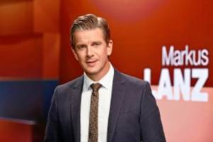 """Moderator: Vorbei mit seicht – """"Markus Lanz"""" macht jetzt Polit-TV"""