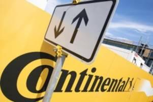 Auto: Continental nennt Details zum ersten Quartal