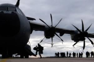 Gesundheit: Zweiter Luftwaffen-Transporter nach Indien unterwegs