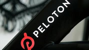fitnessgeräte-anbieter: peloton wächst weiter schnell - laufband-rückruf kostet umsatz
