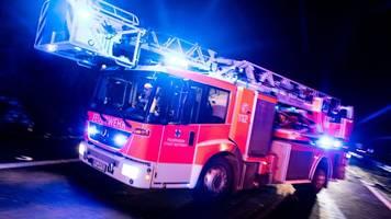 berlin-kreuzberg: zwei verletzte nach wohnungsbrand