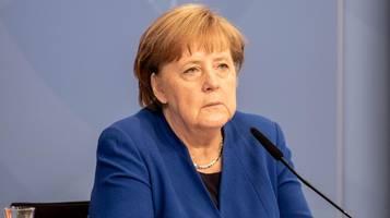 Klimadialog: Bundeskanzlerin Angela Merkel wirbt für weltweite CO2-Bepreisung