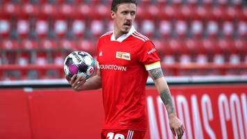 Bundesliga: Einsatz von Kruse für Union Berlin gegen Wolfsburg fraglich