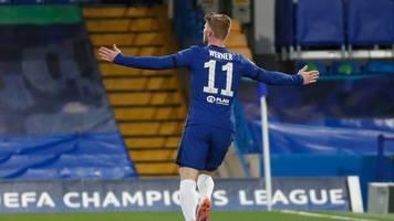 Champions League: Werner und Tuchel feiern mit Chelsea Sieg gegen Real