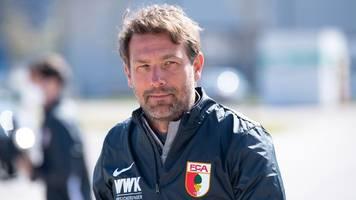 Trainer-Rückkehrer: Weinzierl setzt auf klassische FCA-Tugenden