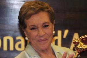 Oscar-Preisträgerin Julie Andrews für Lebenswerk geehrt