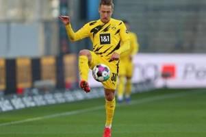Borussia Dortmund verlängert mit Passlack bis 2023