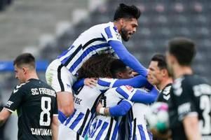 Dardai rotiert Hertha von den Abstiegsrängen