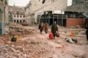 26 jahre nach kriegsende - westbalkan: angriff auf europas friedensordnung