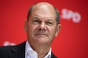 #btw21: der spd-kanzlerkandidat - scholz ist aus biegsamem holz geschnitzt – doch jetzt zerbricht er an seinem grünen problem
