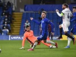 FC Chelsea in der Champions League: Werner lacht aus purer, aufrichtiger Freude
