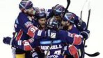 Eishockey: Eisbären Berlin gewinnen zum achten Mal Deutsche Meisterschaft