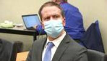 George Floyd-Prozess: Derek Chauvin und ehemalige Kollegen auf Bundesebene angeklagt