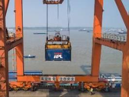 37 Prozent Zuwachs im April: Chinas Außenhandel wächst unerwartet stark