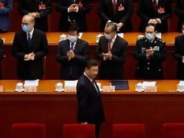 China in einer Welt in Aufruhr: Staatschef Xi: Niemand kann uns schlagen