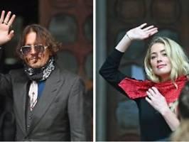 Hat Amber Heard alles erfunden?: Rosenkrieg mit Johnny Depp bleibt schmutzig