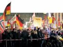 Sächsischer Verfassungsschutz stuft Pegida-Bewegung als rechtsextremistisch ein