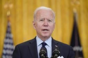 Corona-Folgen: Biden: Erholung der US-Wirtschaft ist kein Sprint