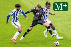 Hertha BSC: Hertha BSC: Aus der Tiefe des Kaders