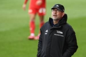 Fußball: Union will Europapokal-Chance wahren