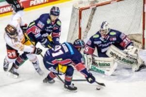 Eishockey: Eisbären Berlin zum achten Mal deutscher Eishockey-Meister