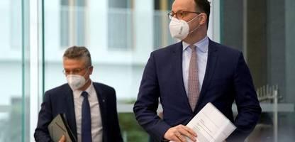 Coronapandemie: Jens Spahn und das RKI zur aktuellen Corona-Lage – Livestream