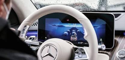 Autonomes Fahren: Hersteller sollen bei Unfällen haften, fordern Verbraucherschützer