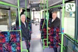 Öffentlicher Nahverkehr: 47 neue Busse für den Landkreis Harburg