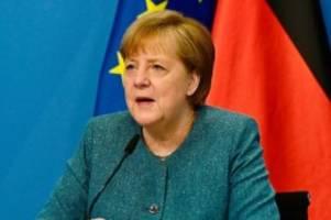 Kampf gegen die Pandemie: Merkel: Corona-Impfung für Jüngere soll schnell kommen