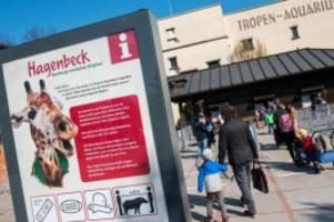 Freizeit: Kostenlose Corona-Tests nun auch bei Hagenbeck möglich
